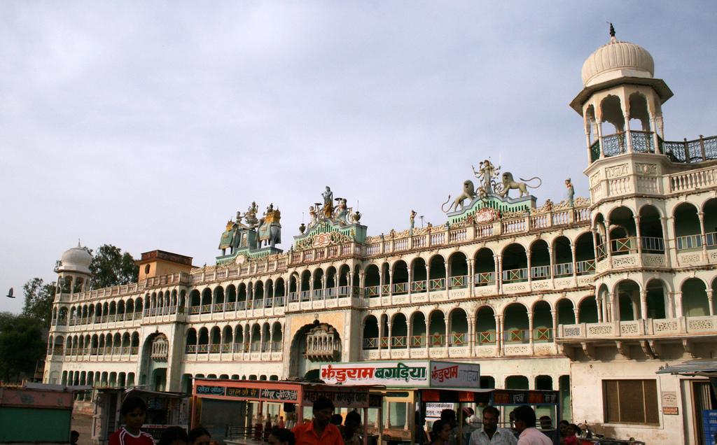 Rani Sati Temple Jhunjhunu