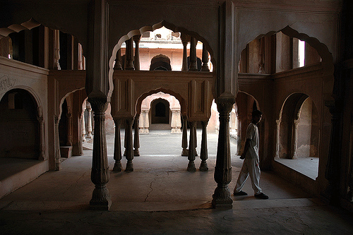 Inside Khetri Mahal - Image Source Flickr