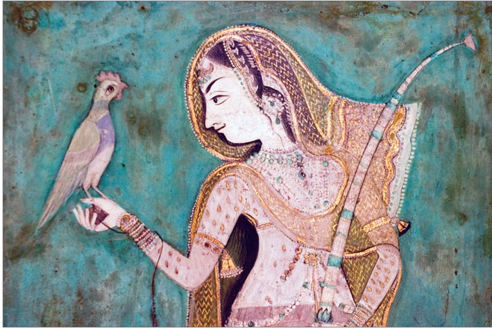 Dudhwa Khara Fresco