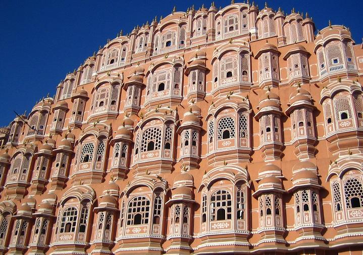 Rajasthan - Hawa Mahal