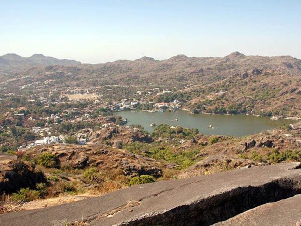 Aravali range, Rajasthan