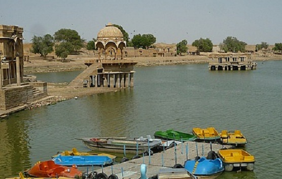 Gadsisar Lake Jaisalmer