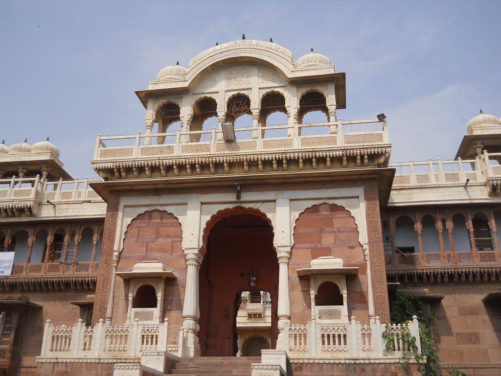 Ratan Bihari Temple Bikaner