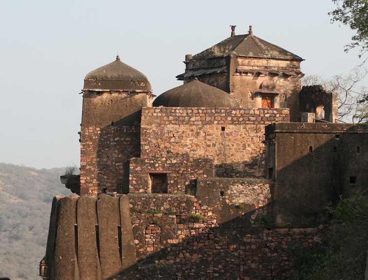 Ranhambore Fort