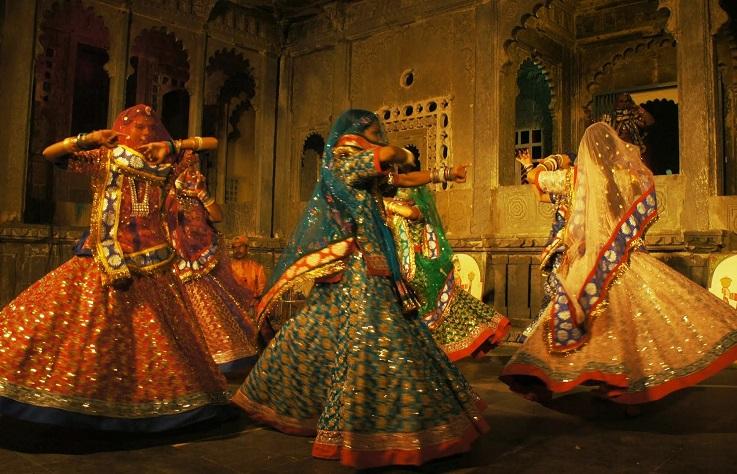 Ghoomar dance, Rajasthan