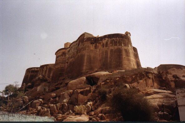 Laxmangarh Fort, Sikar